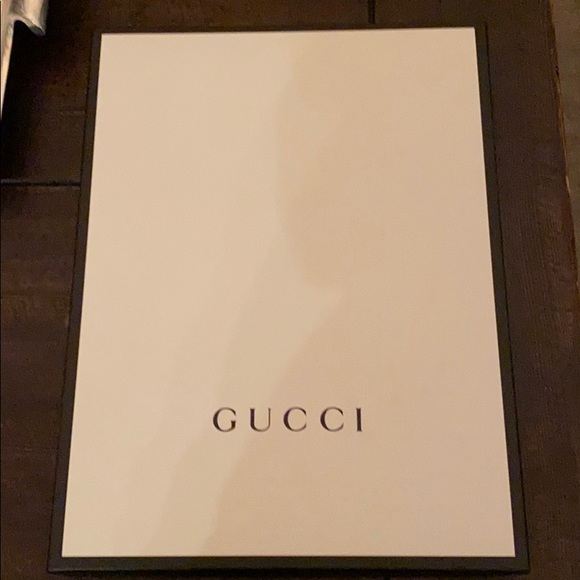 Gucci Clothing Box